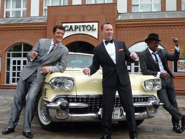 Cadillac Convertible aus dem Jahr 1958