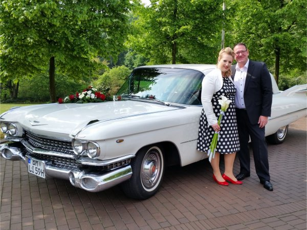 Cadillac Fleetwood 75 Limousine aus dem Jahr 1959