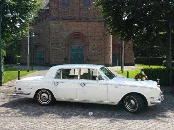 Rolls-Royce Silver Shadow aus dem Jahr 1970