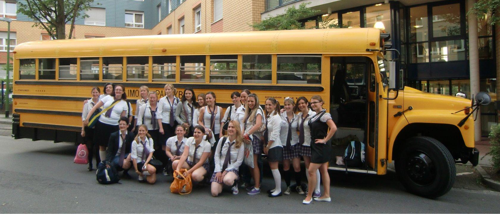 Party Schoolbus 2 (bis 30 Personen)